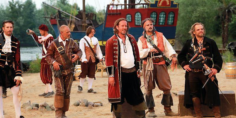 Piraten Open Air Theater Hero